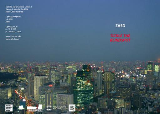 ZASD - Tickle the Blindspot
