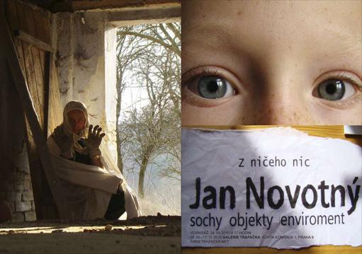 Jan Novotný - Z ničeho nic
