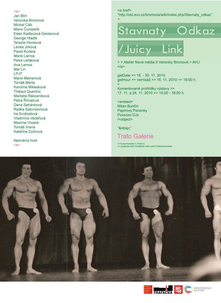 Šťavnatý Odkaz / Juicy Link