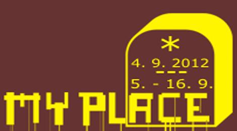 MY PLACE – pobyt v prostoru intertextu