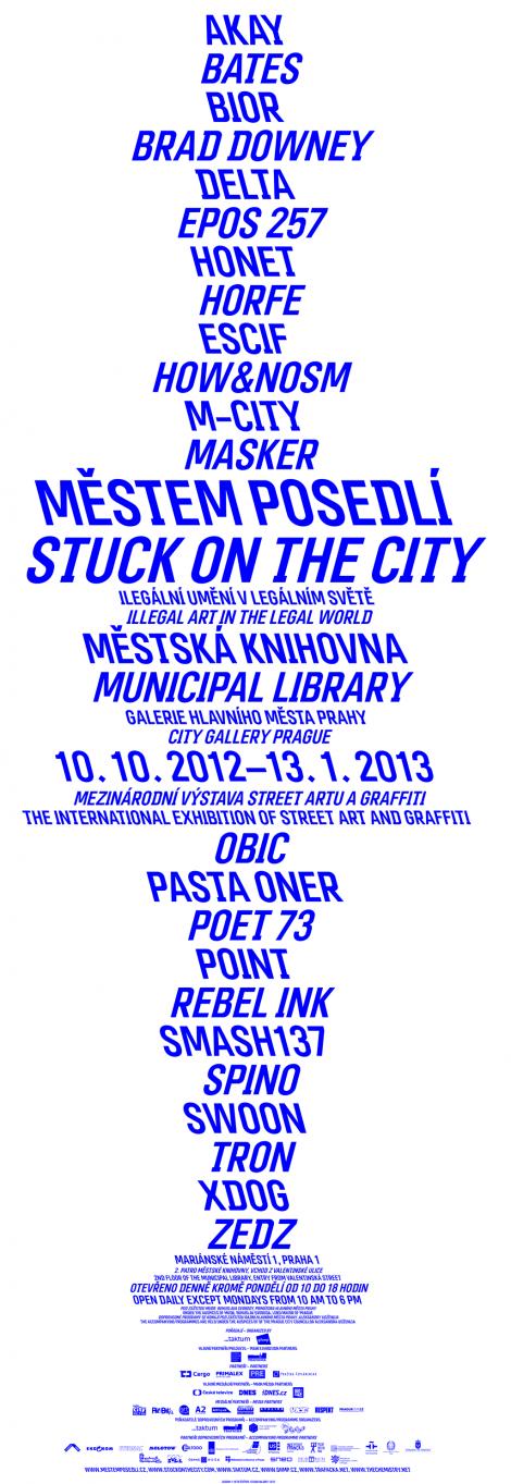 Městem posedlí / Stuck on the City