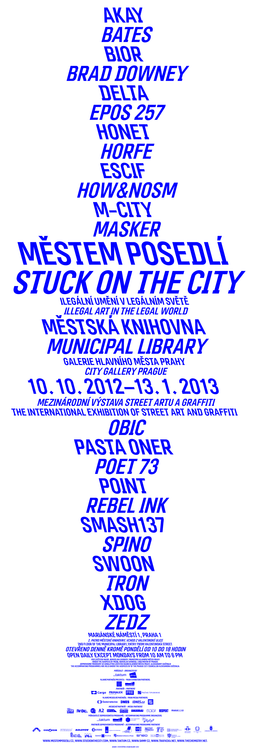 Městem posedlí / Stuck on the City