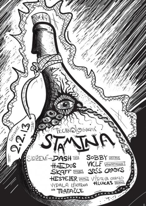 Technologikum Stamina (2.2.2013)