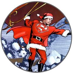 Fresh Eye: Obraz versus Santa