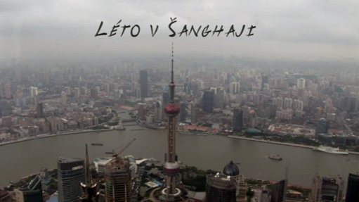 Léto v Šanghaji