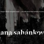 Dana Sahánková: Ve své slupce nikdy nenajdeš stání / You Will Never Find Serenity in Your Shell