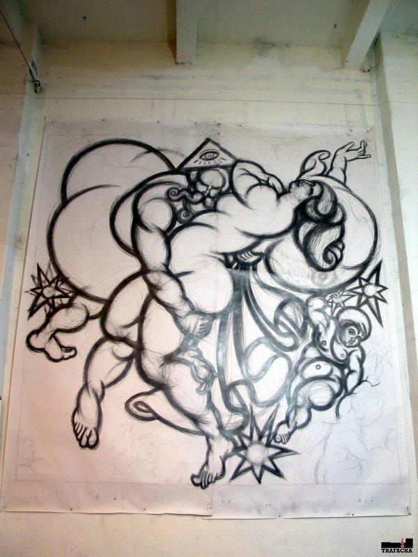 Krebsy (teda kresby:)) … a mlaby