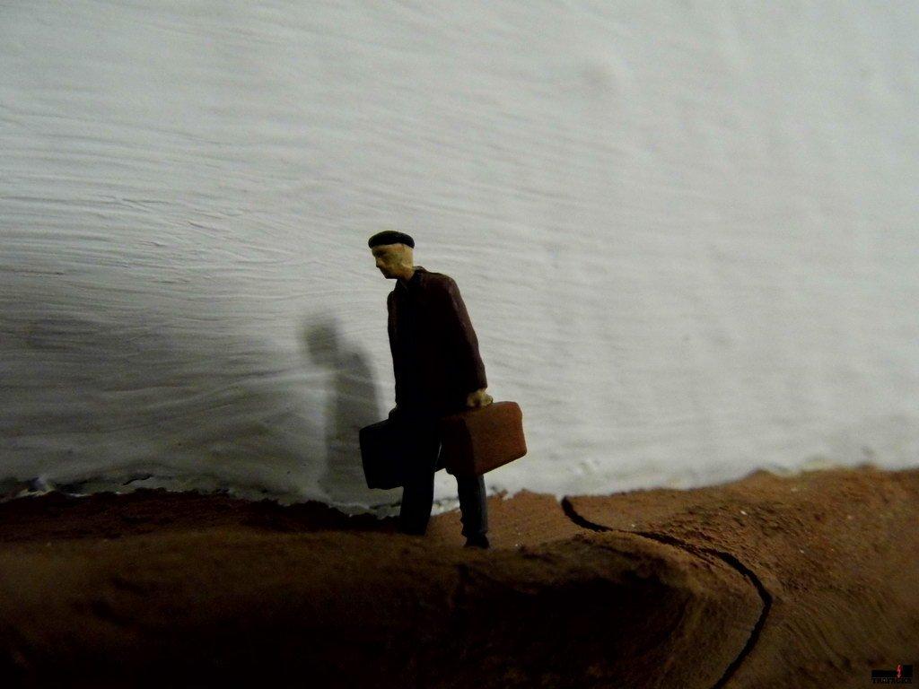 Carlos No - Chodci / Walkers